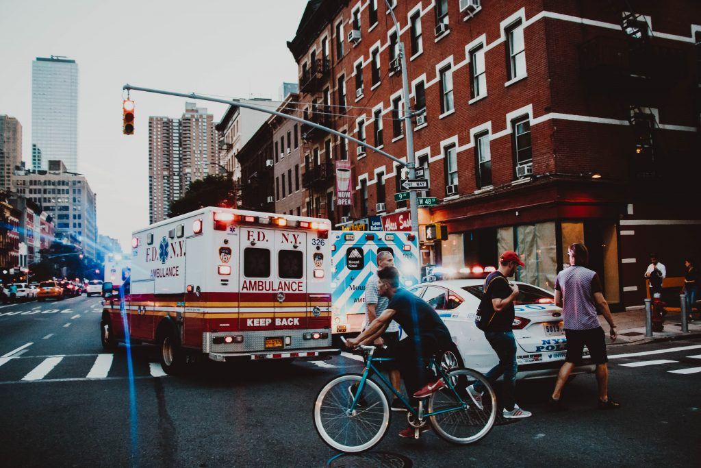 What can disqualify you from becoming an emergency medical technician (EMT)?
